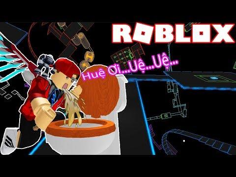 Roblox | Gặp Chị Uệ Với Game Obby 4D Siêu Chóng Mặt | Gravity Shift | Vamy Trần