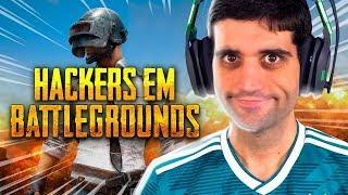 Os maiores HACKS de PUBG Battlegrounds, é muito ABSURDO
