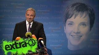Torsten Sträter: Pressesprecher von Frauke Petry (AfD)