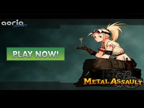 Metal Assault Aeria Games Online Free-To-Play (PC Browser)  | New Direct Download Links