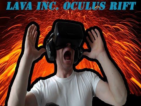 Oculus Rift - VIAGGIO AL CENTRO DELLA TERRA!!!