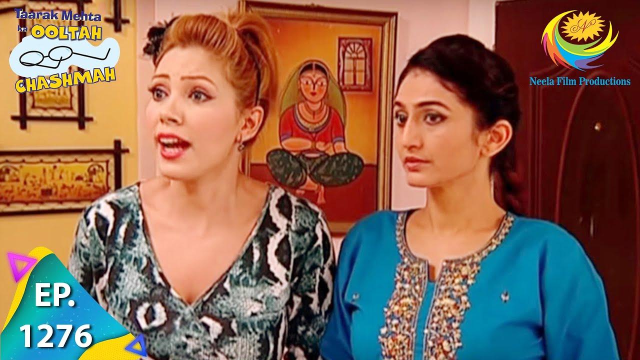 Download Taarak Mehta Ka Ooltah Chashmah - Episode 1276 - Full Episode