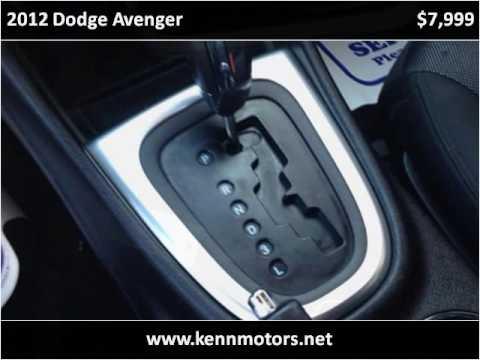 2012 dodge avenger used cars ottawa il youtube for Ken motors ottawa il