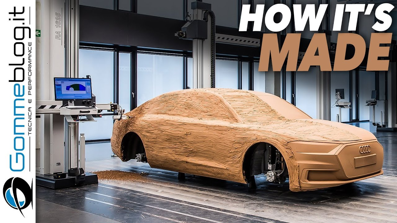 2018 Audi A8 Car Factory How Its Made Luxury Cars