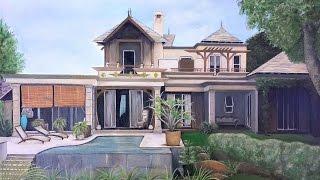 Villa For Sale, Bel Ombre, Mauritius