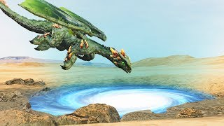 НАШЕЛ ПОРТАЛ В ЗИМНИЙ МИР! ВЫРАЩИВАЕМ ПЛАЗМА ДРАКОНА!   Day of Dragons