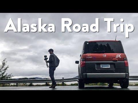 A Solo Roadtrip In Juneau, Alaska
