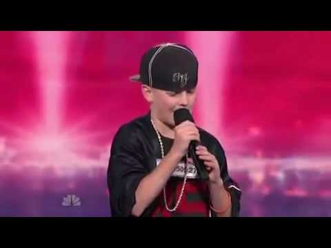 America's Got Talent - CJ Dippa
