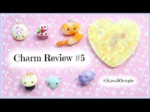 Charm Review #5! ♥ {KawaiiOctopie}