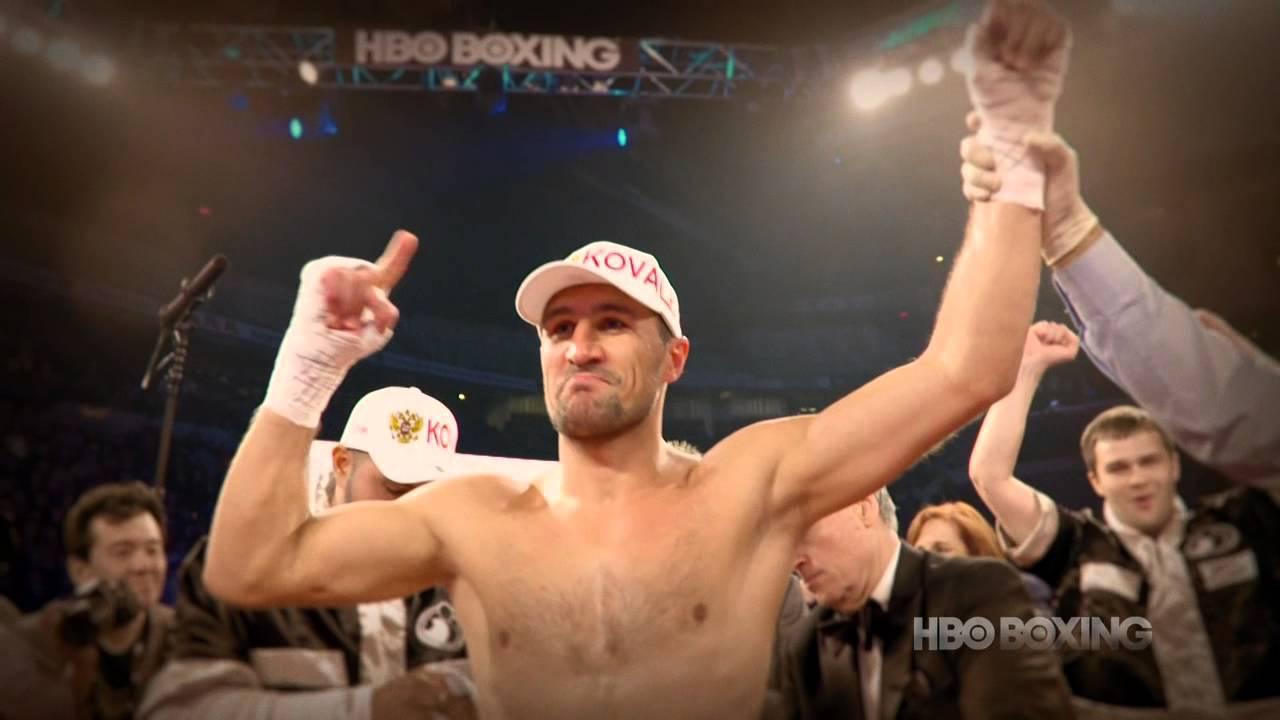 Hey Harold!  Kovalev vs. Agnew (HBO Boxing) #1