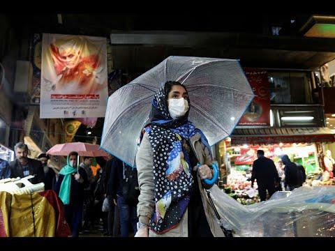 فيروس كورونا بيانات مسرّبة تكشف تستّر إيران على أعداد الوفيات  - نشر قبل 11 ساعة