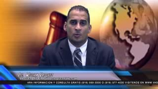 Vasquez Law Firm, PLLC Video - Accion Diferida DACA - Vasquez Law Firm