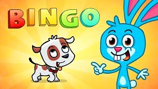 Piosenka dla dzieci o psie BINGO - Zając Filip - Bajlandia.tv thumbnail
