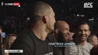 Конор МакГрегор - Нейт Диас (первый бой1) Conor McGregor  vs Nate Diaz
