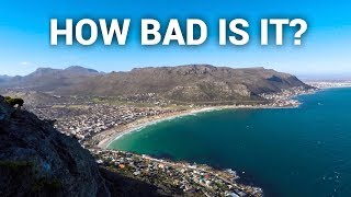 Let's talk about the drought in Cape Town