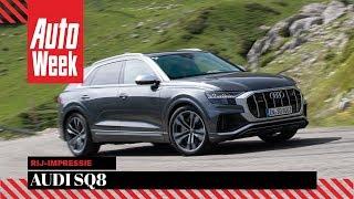 Audi SQ8 - AutoWeek review - English subtitles