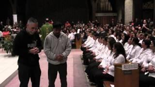 Misa de Sanacion y Liberacion  con Padre Jose E Hoyos.Iglesia San Luis ALexandria VA