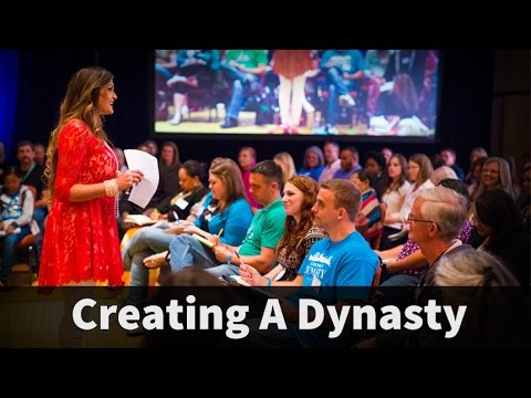 Creating a Dynasty - May 27th -29th, 2016 in Baltimore, MD