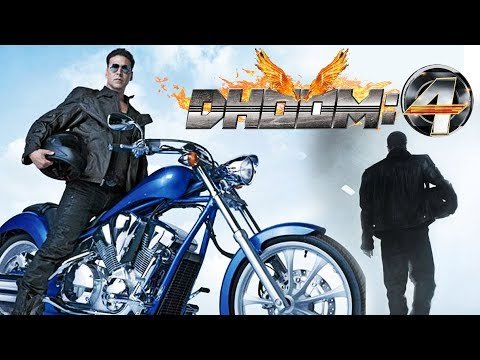 Akshay Kumar Doing YRF Film, Is It DHOOM 4?