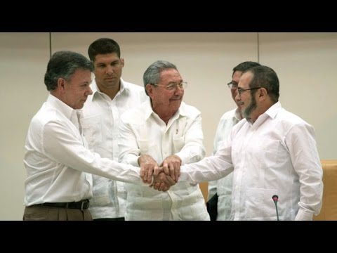 Amnesty For FARC Rebels and Land Restitution Will Determine Fate of Colombian Peace Process