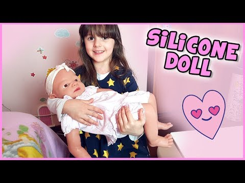 Full Silicone baby doll (Vollence)