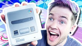 MY FIRST VIDEO GAMES CONSOLE!!!