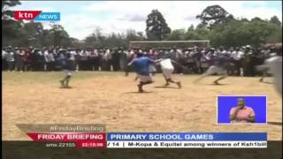 Primary school ball games enter the fourth day