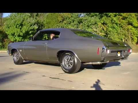 Shadow Grey Chevelle