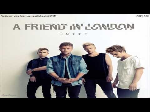A Friend In London - Out of My Hands (CDQ)