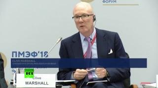 «В условиях новых вызовов»: журналисты обсуждают будущее СМИ в рамках ПМЭФ thumbnail