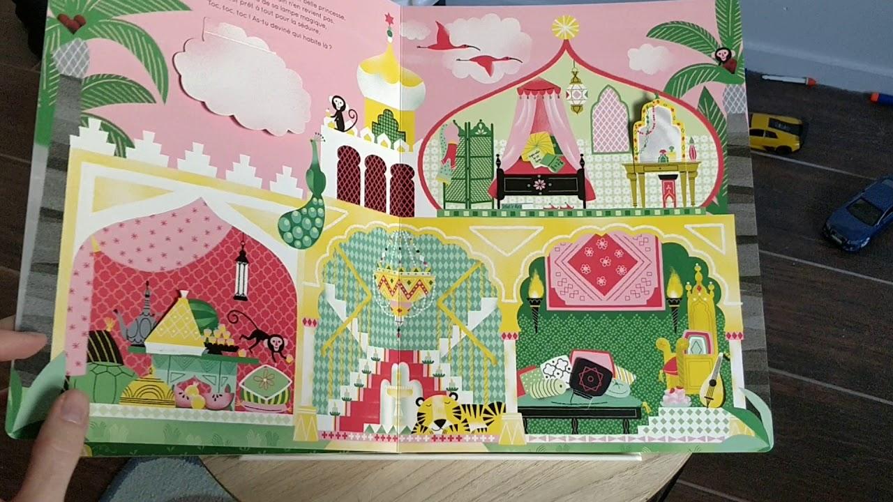 Livre jeunesse Toc toc toc Les jolies maisons des contes Fleurus blog danslachambredemesenfants ...