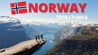 TROLLTUNGA TRIP - NORWAY