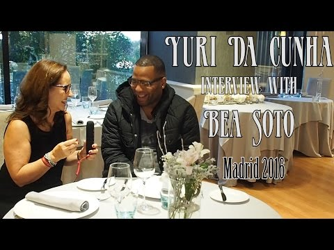YURI DA CUNHA interview 1 & 2 & ... moments of live concert Madrid 2016