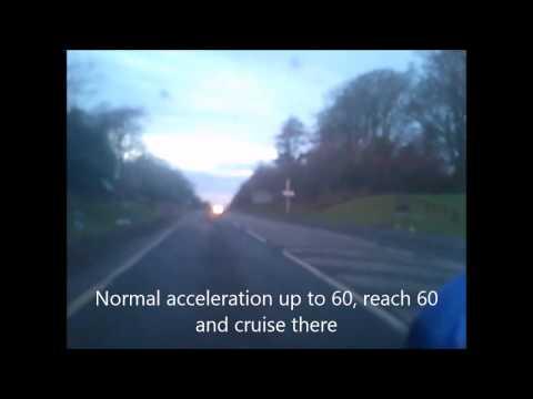 Dangerous overtaking A75 Dumfries