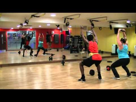 Les Mills Grit Video- Bankside Health Club