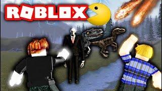 Roblox Survival Games