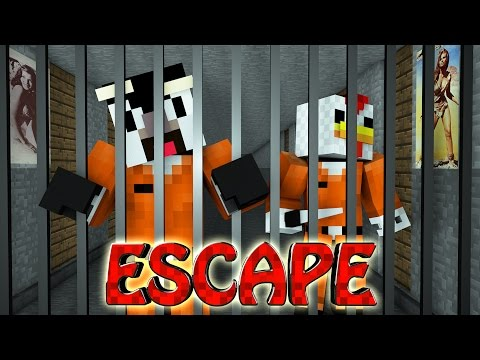 "Minecraft | Prison Escape - Episode 1! ""ATLANTIC CRAFT IN JAIL"""
