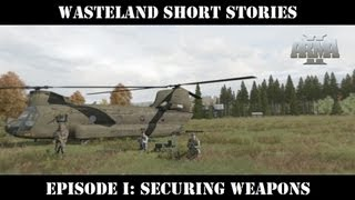 Wasteland Short Stories - Episode1: Securing Weapons