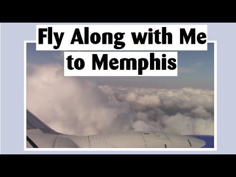 Fly Along with Me to Memphis!