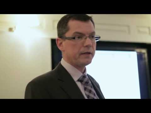 Understanding the ERM Journey- Kevin Pearce, Aldermore Bank