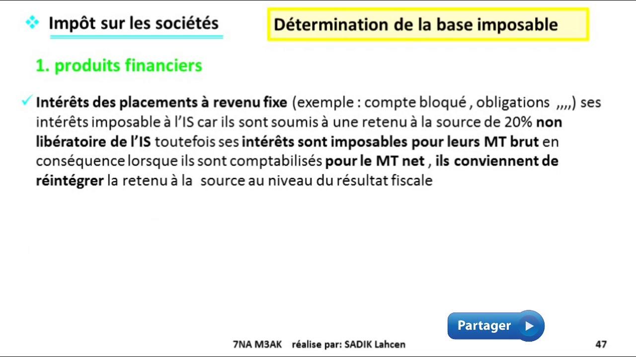 impot des sociétés belgique pdf