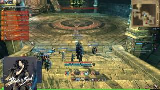 Blade and Soul Soul Fighter PVE Desolate Tomb 6 man