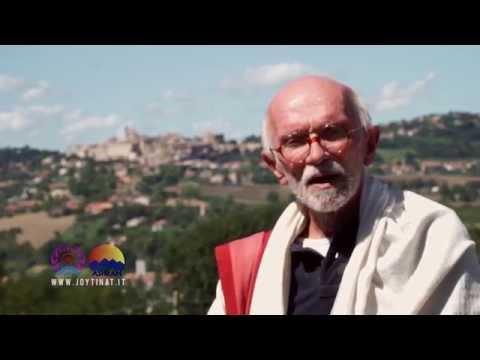 Franco Berrino e Swami Joythimayananda - ASHRAM JOYTINAT (AN)