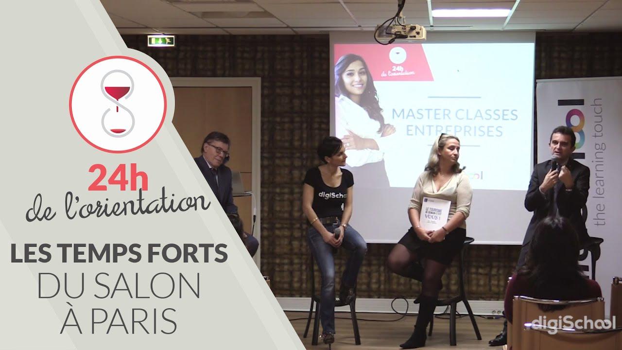 24h de l 39 orientation mode luxe management h telier for Salon du management