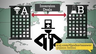 How Inversion Deals Help Drug Makers Save on Taxes