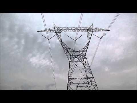 765KV transmission line sounds