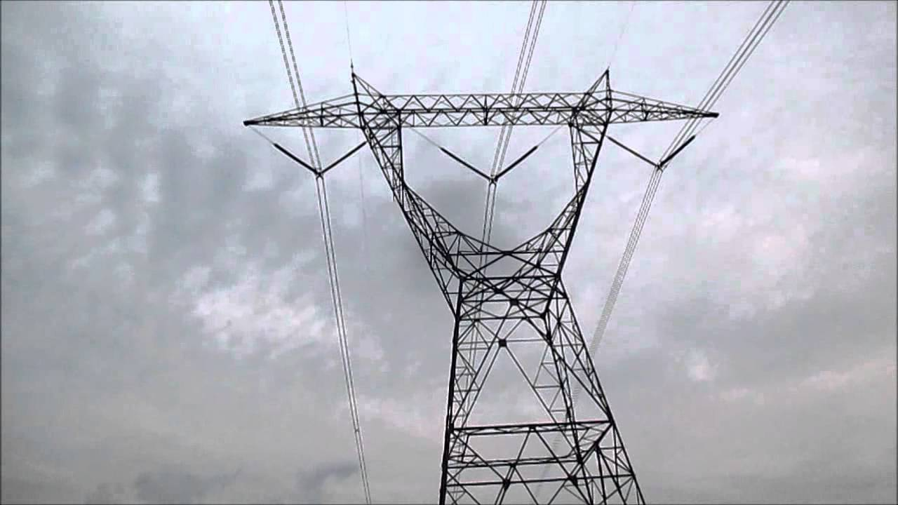 765kv Transmission Line Sounds