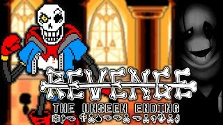 YOU DESTROYED SANS!! NOW PAPYRUS WILL HAVE HIS REVENGE!! | The Unseen Ending