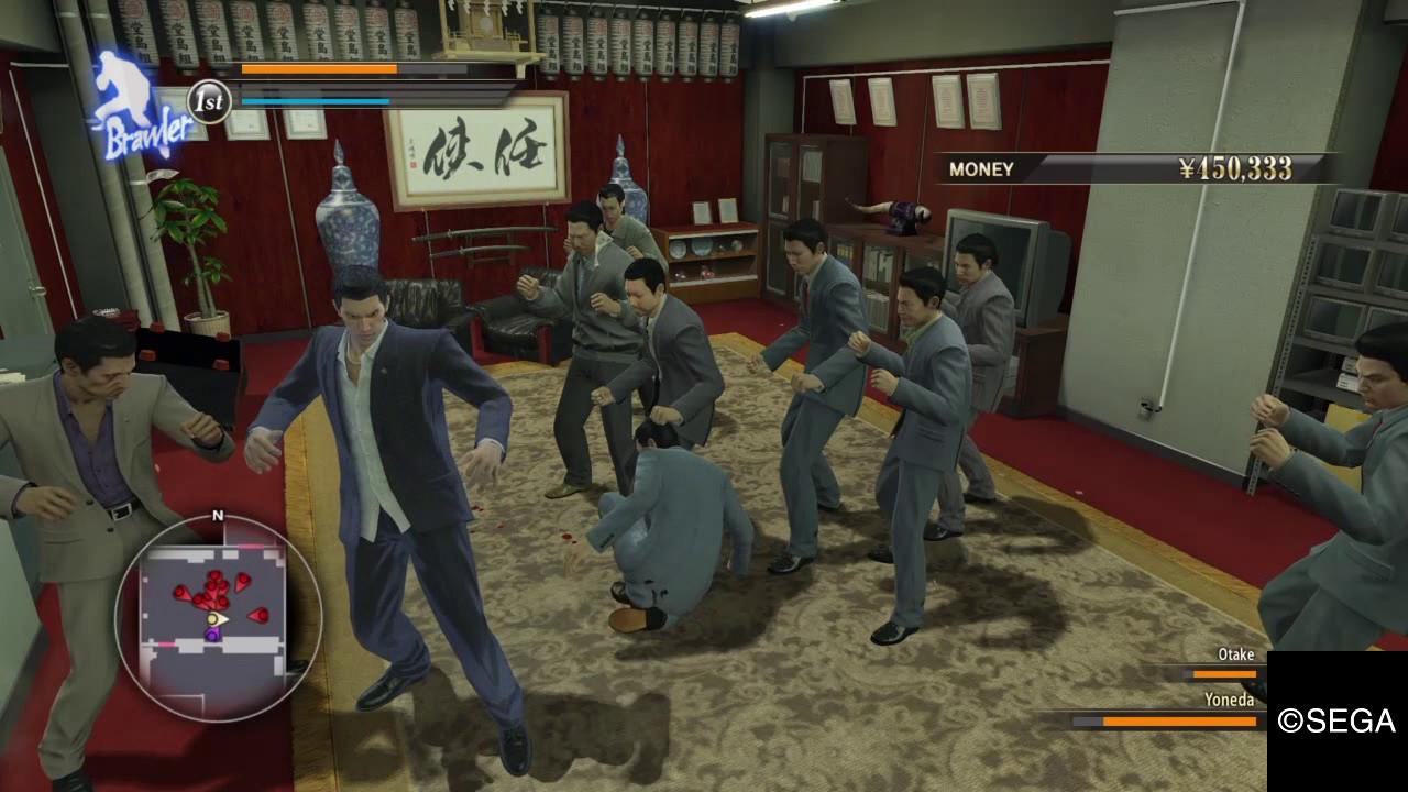 Yakuza 0 Review (PS4)