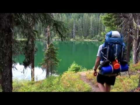 Manning Provincial Park - Lightning Lakes Chain Trail
